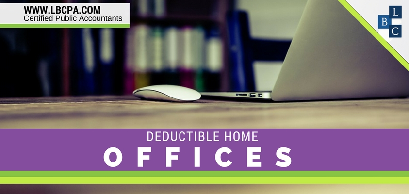 Deductible Home Offices