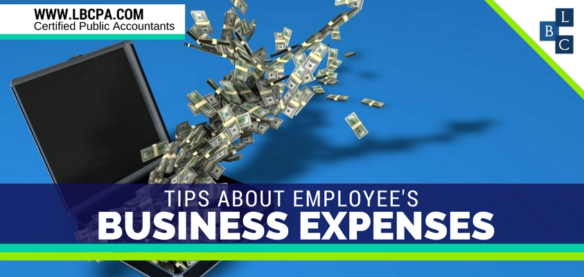 Tips about Employee Business Expenses