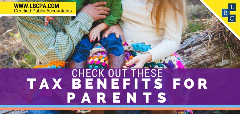 Check Out These Tax Benefits for Parents