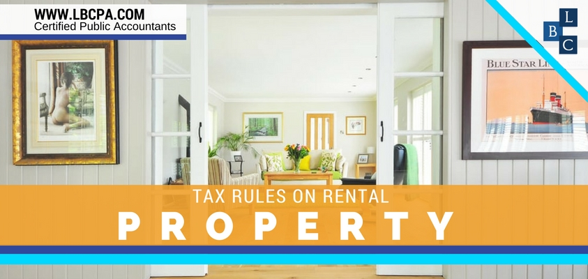Tax Rules on Rental Property