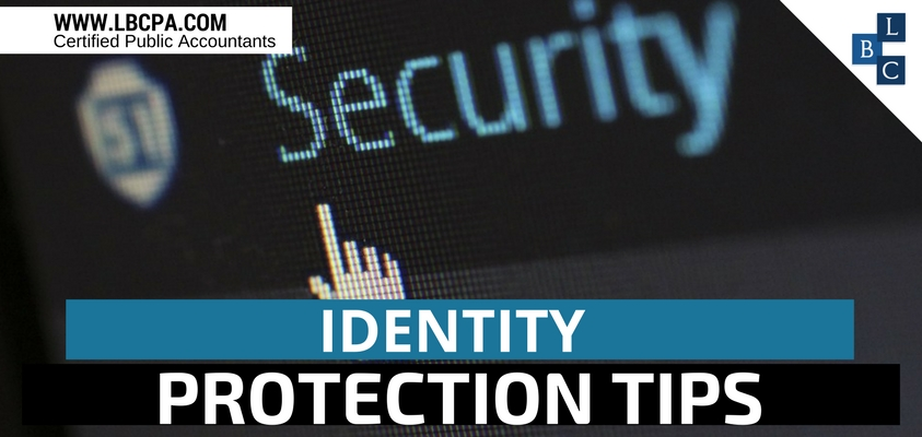 Identity Protection Tips