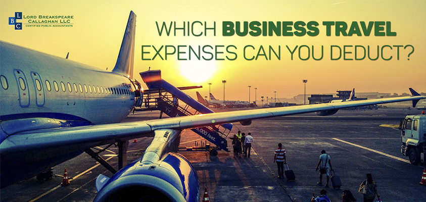 which business travel expenses