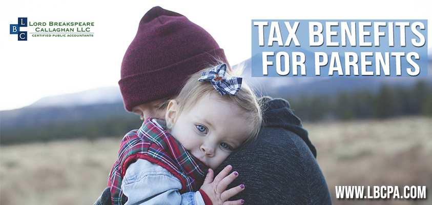 tax benefits for parents