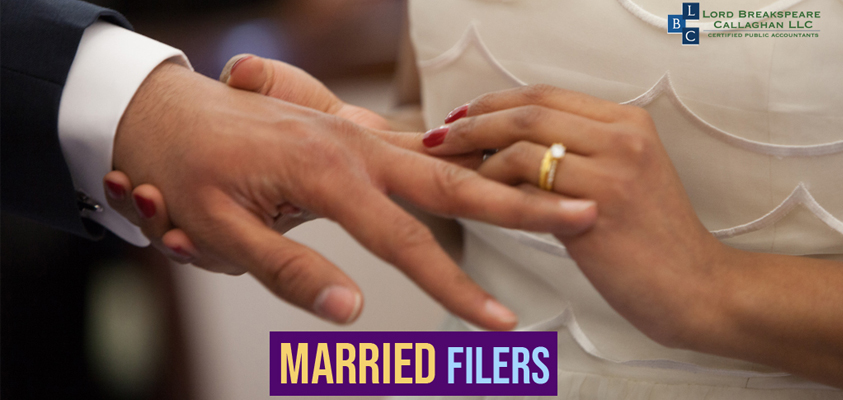 MARRIED FILERS, THE CHOICE IS YOURS